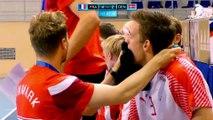 MONDIAL U19M - 1/2 FINALE - FRANCE vs DANEMARK (Résumé vidéo)