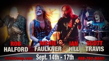 Jam with Nancy Wilson of Heart and Members of Judas Priest in Hollywood at Rock n Roll Fan