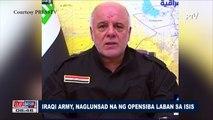 GLOBALITA: Iraqi army, naglunsad na ng opensiba laban sa ISIS; Tren sa India, nadiskaril - 23 patay, 64 sugatan