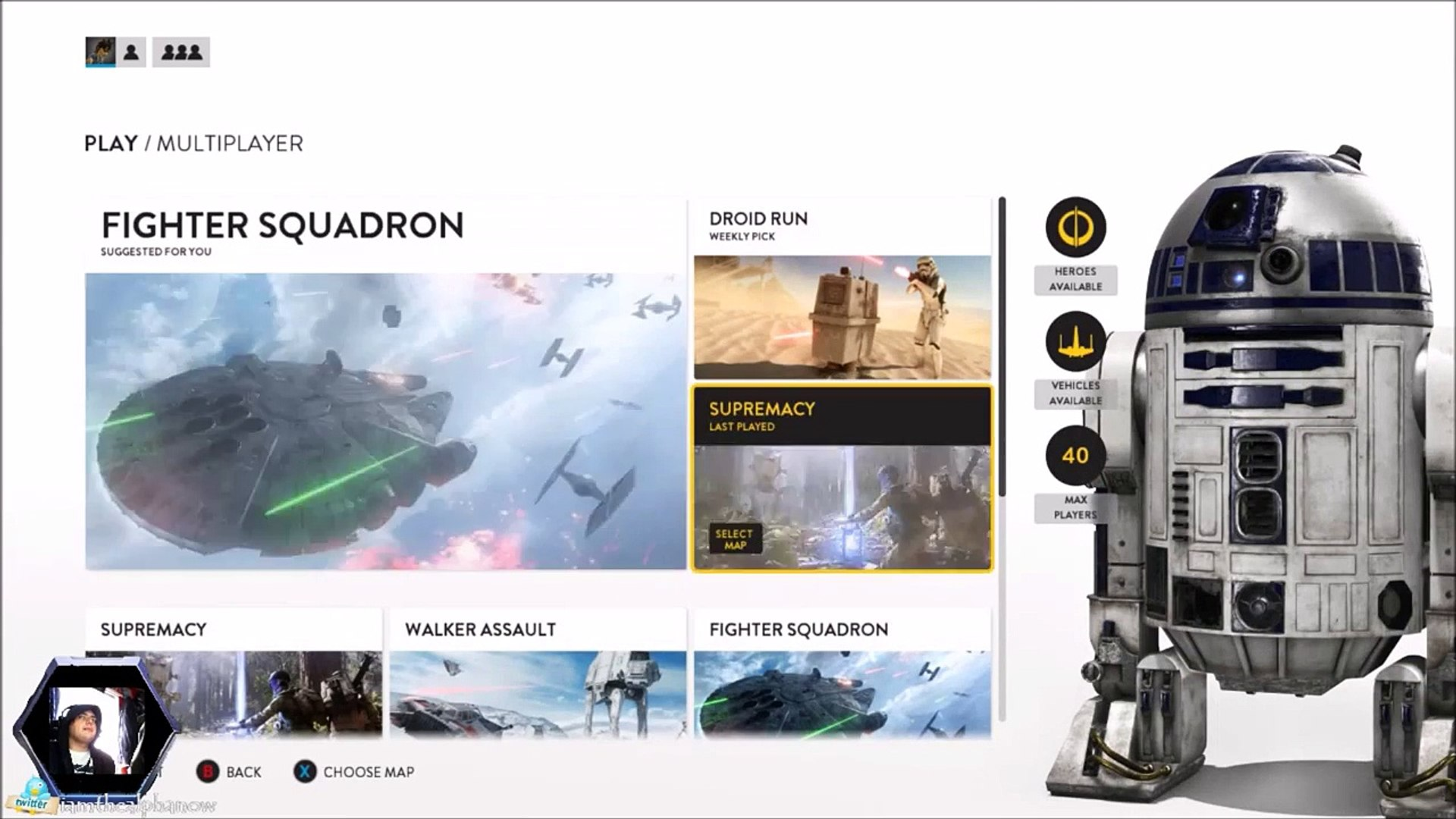 Star Wars Battlefront  Episode 1: The Battle in the sky