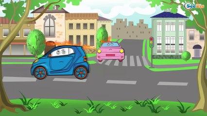 ✔ Carros Para Niños | Ambulancia, Camión de bomberos | Caricaturas de carros | Tiki Taki Carros ✔