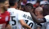 Damien Da Silva GOAL HD - Lille 0-1 Caen 20.08.2017