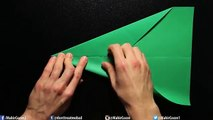 How to make a Paper Airplane - BEST Paper Planes in the World - Paper Airplanes that FLY F