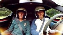 Top Gear France Saison 3 Un cours de pilotage par Jacques Laffite