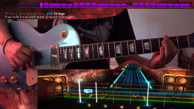 Rocksmith Remastered/2014 edition: Heart shaped box
