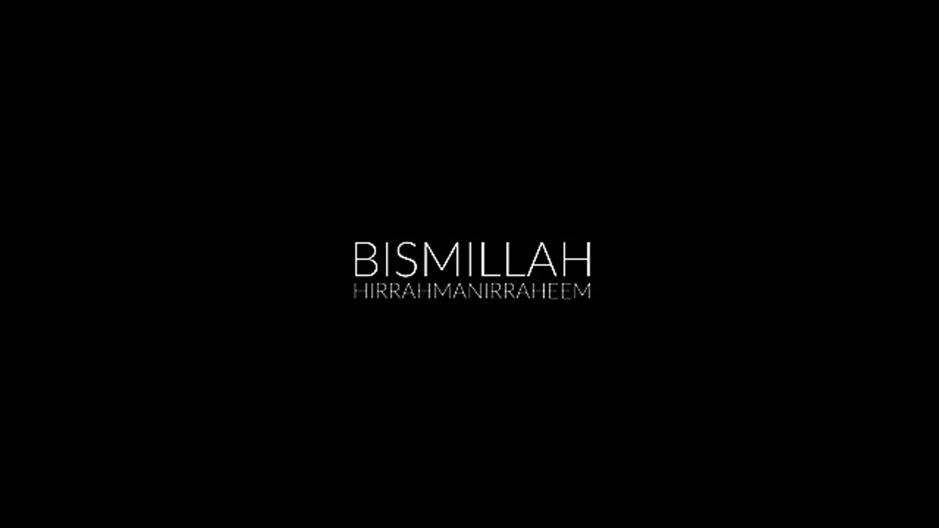I Can't Breathe (Official Nasheed Video)