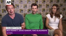 David Tennant & the DuckTales cast try their Donald Duck voices