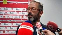Foot - L1 - Lille : Ingla veut recruter un défenseur et un attaquant