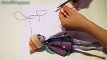 Una y una en un tiene una un en y muñecas para sombrero cómo hacer sol para para Cómo hacer un sombrero de muñecas