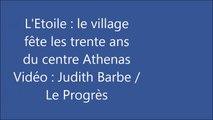 Faune sauvage : le village de L'Etoile fête les trente ans du centre Athenas