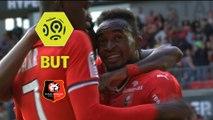 But Firmin MUBELE (14ème) / Stade Rennais FC - Dijon FCO - (2-2) - (SRFC-DFCO) / 2017-18
