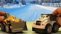 Dessins animés dessins animés Police pro le développement dune collection de monstre de voiture porte-voiture camion m