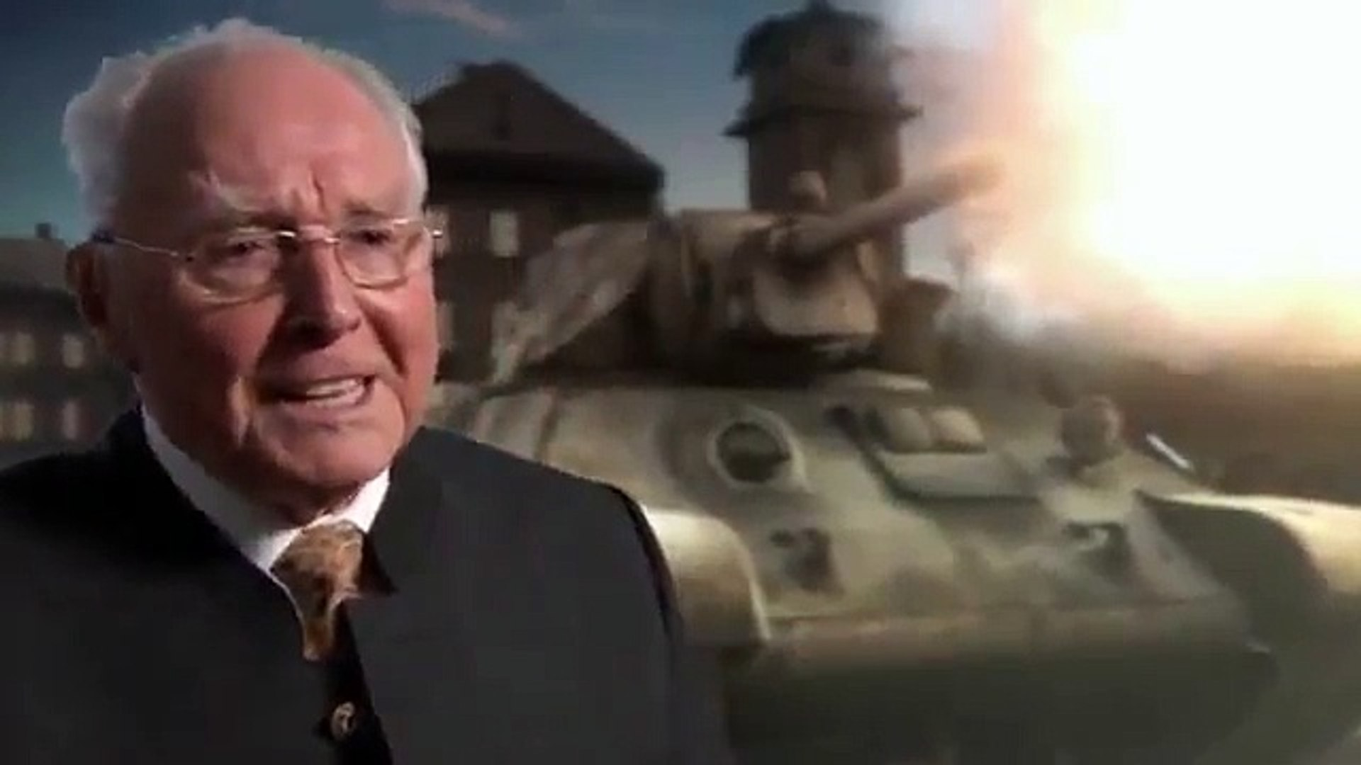 GREATEST TANK BATTLES:  TANK ACE LUDWIG BAUER - History Military War Documentaries (full documentary