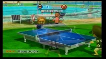 Wii Sport Resort Ping Pong - Game 3