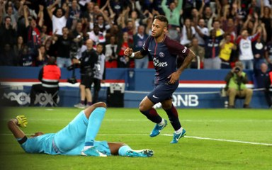 Neymar Amazing Goal - PSG beat Toulouse 6-2 All Goals & Extended Highlights 20.08.2017