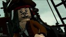 LEGO Piratas del Caribe En el Fin del Mundo Capitulo 2 El Reino de Davy Jones