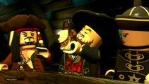 LEGO Piratas del Caribe En el Fin del Mundo Capitulo 4 La Asamblea de Hermanos HD