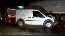Eskişehir'de Trafik Kazası: 1 Kişi Hayatını Kaybetti 3 Kişi Yaralandı