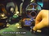 Teenage Mutant Ninja Turtles Mini Mutants Toys Television Commercial 1994