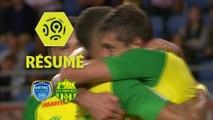 ESTAC Troyes - FC Nantes (0-1)  - Résumé - (ESTAC-FCN) / 2017-18
