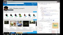 How to hack ROBLOX accounts (2014)-5C7BxKqN - video dailymotion