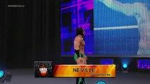 WWE 2K16 Universe Mode SNME Inferno Episode 9: Adrian Neville vs Finn Balor #SNME