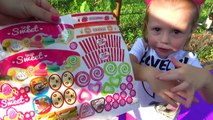Bonbons des jeux enfants Boutique jouets Dans le enfants pour et Jeu avec Play Store Maksom Hloey déballer UNB