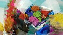 Animaux défi les couleurs profond édition pêche amusement amusement Jeu aller Apprendre allons Mer jouets Xl surprise