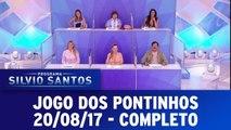 Jogo dos Pontinhos - 20.08.17 - Completo