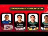 """Los convocados del """"Tuca"""" Ferreti a  la selección mexicana"""