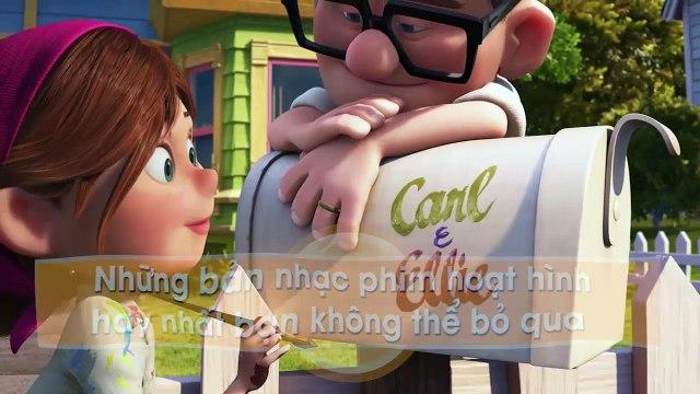 Những bản nhạc phim hoạt hình hay nhất bạn không thể bỏ qua