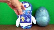 GIANT BING BONG Surprise Egg Play Doh - Disney Pixar Inside Out Toys Minecraft Shopkins