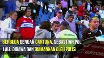 Tendangan Kung Fu Ala Eric Cantona Terulang di Liga Chile