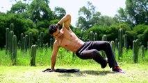 Vida Zen | Marca los laterales de tu abdomen