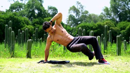 Vida Zen   Marca los laterales de tu abdomen