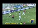 TARANTO - LANCIANO  1-1 | Prima Divisione gir. B 2010/2011