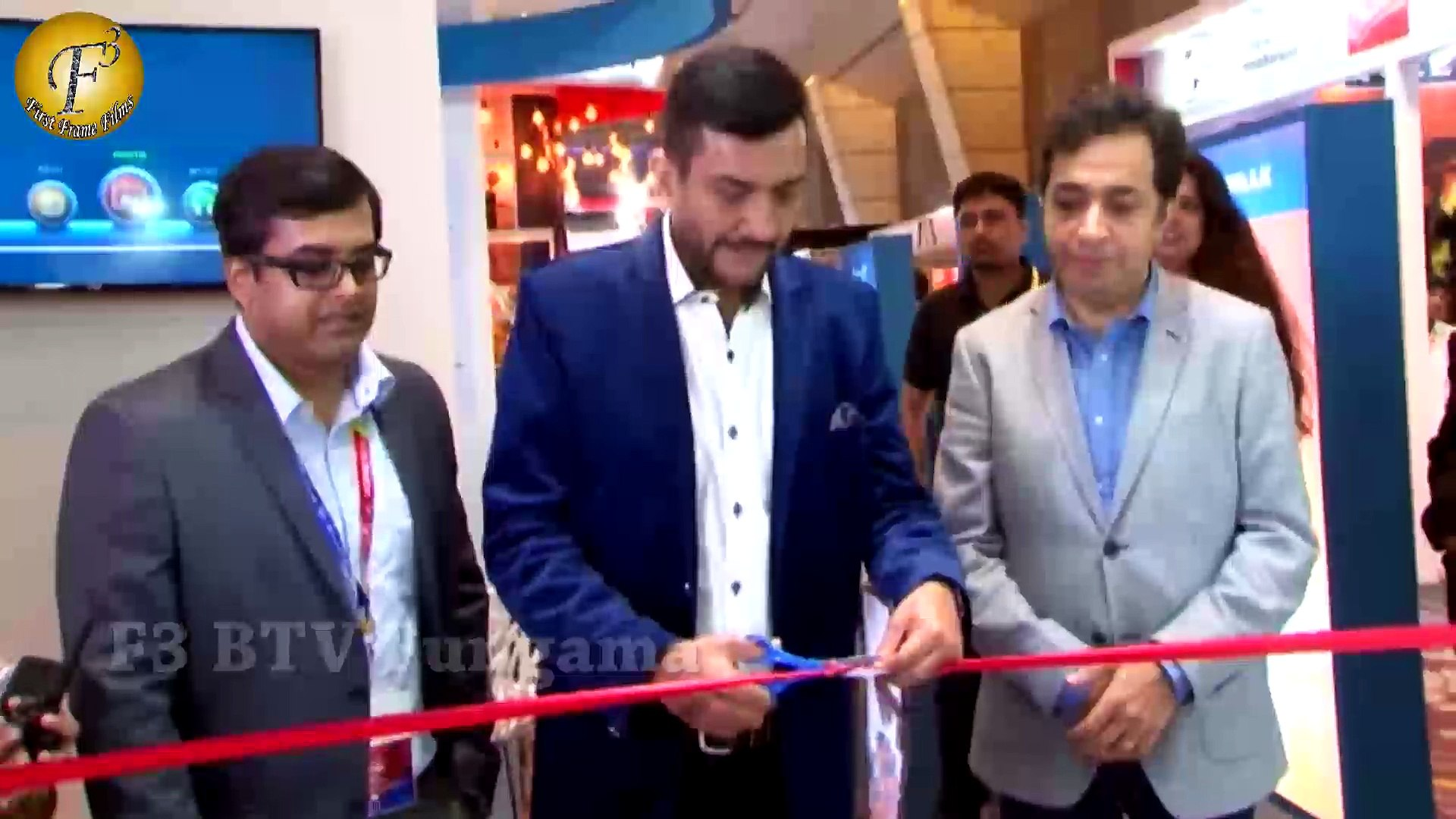 Tapsee Pannu attend India Licensing Expo 2017 | Sanjeev Kapoor