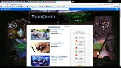 Starcraft classy ad