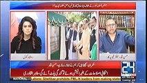 Yeh aadami corrupt, na ahal hai aur jhoot bhi bolta hai - Hassan Nisar blats Nawaz Sharif