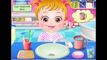 Bébé noisette brossage temps Jeu film pour bébé enfants enfants