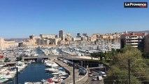 Voiture folle à Marseille : le chauffeur interpellé sur le Vieux-Port