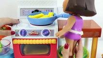 Le explorateur bonjour minou mini- cuisine jouer aliments jouet aliments