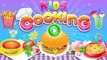 Bébé enfants cuisine nourriture pour amusement amusement des jeux enfants cuisine maîtriser jouer délicieux |