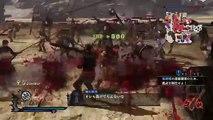 Berserk: Musou (PS4) - 7 Minutes of Guts New Gameplay   ベルセルク無双 (1080p) (PS4/PC/Vita)