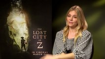 Charlie Hunnam and Sienna Miller play HOW CIVILISED ARE YOU??? The Lost City of Z EXCLUSIV