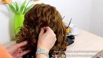 De mariée coiffure pour longue cheveux tutoriel bal de promo étape par étape