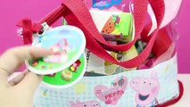 Porc jouer sac à pâtisserie Peppa bonbons Peppa  
