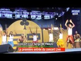 1ère entrée du Concert Beynaud du dimanche 1er Mars 2015 au palais de la culture