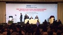 """Başbakan Yıldırım """"Singapore Lecture"""" Konferansında - Başbakan Binali Yıldırım: - """"Türkiye Çok..."""