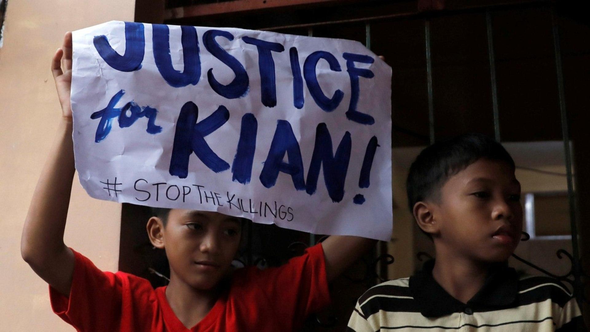Blood Runs In Manila's Streets As Duterte's Assassins Target Drug Dealers, Users